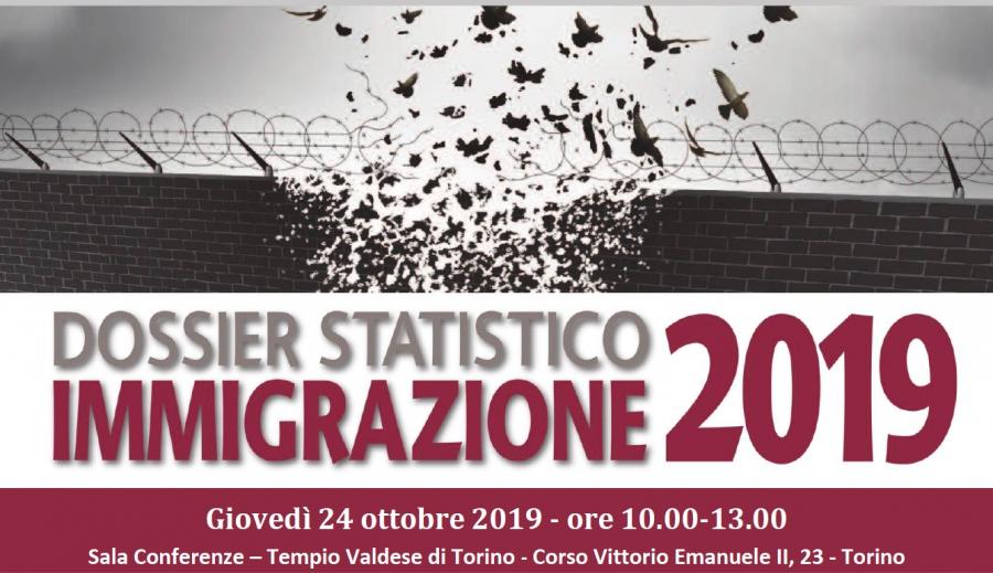 Presentazione Dossier Statistico Immigrazione 2019