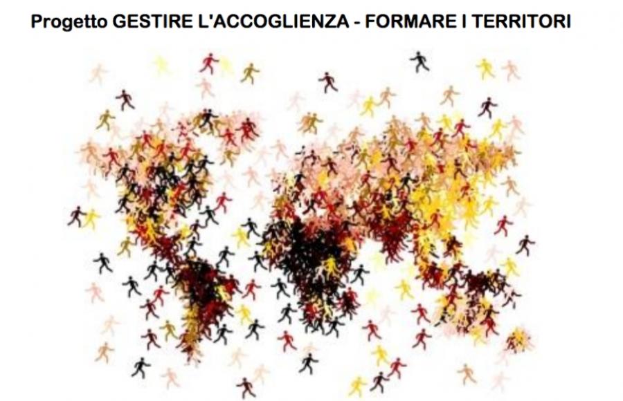 """Convegno finale di presentazione del Progetto """"GESTIRE L'ACCOGLIENZA - FORMARE I TERRITORI"""""""